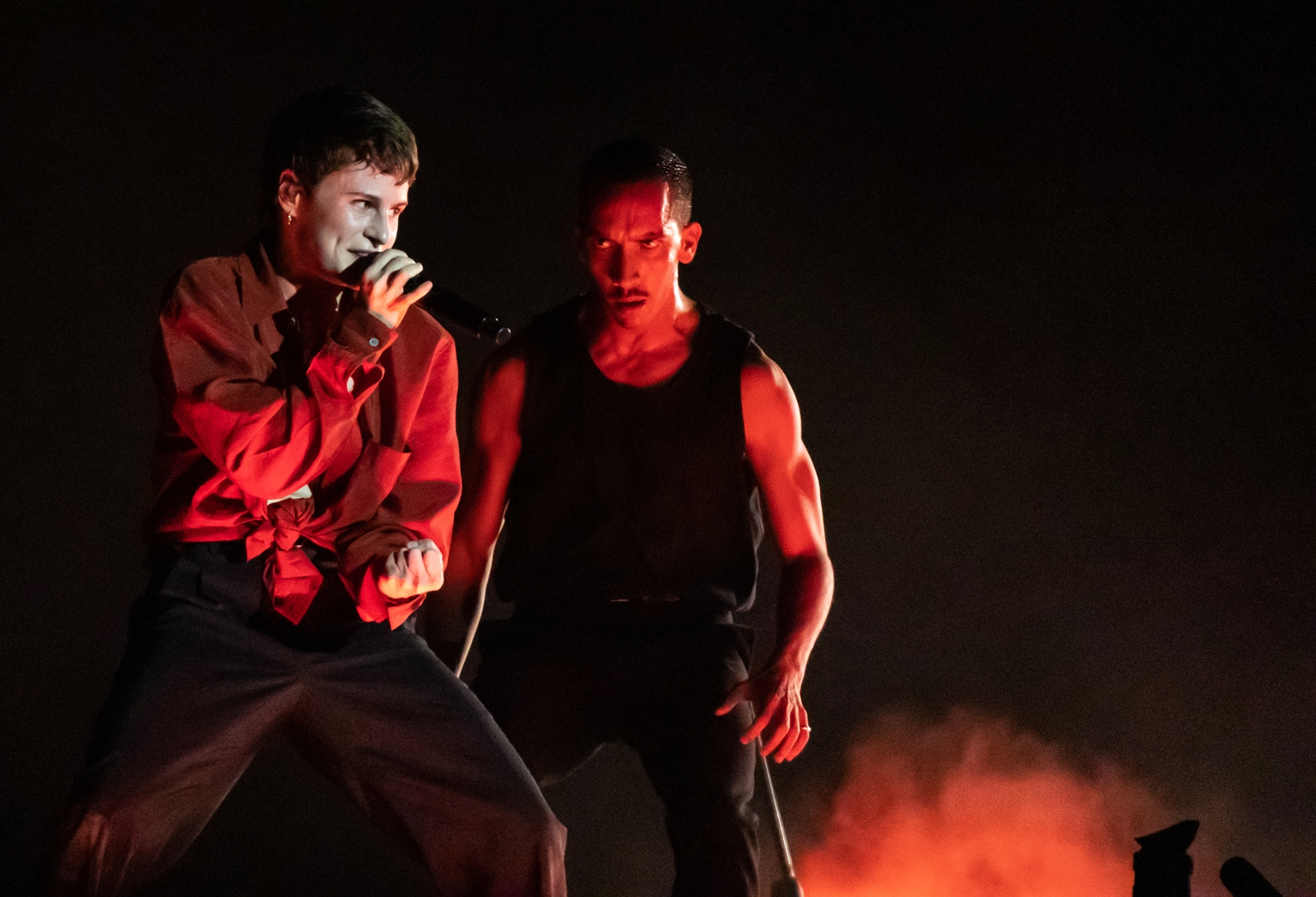 Christine and the Queens - Mainsquare Festival